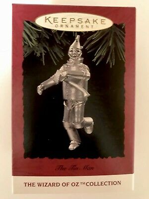 1994 Hallmark Wizard of Oz The Tin Man Keepsake Ornament QX544-3 NOS NIB