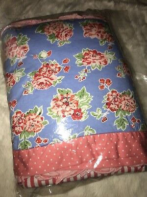 MATILDA JANE Happy And Free Strawberry Blanket NEW MJ Girls Blanket
