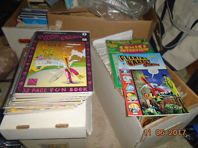 Flaming Carrot Comics 1-31 Complete Set, 2 Copies Of 1,  Annual 1,  Nm/mint