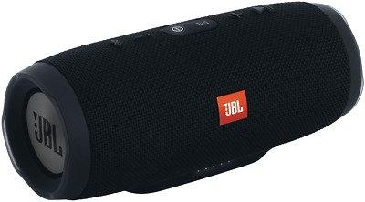 NEW JBL 3284060 Charge 3 Portable Bluetooth Speaker Black