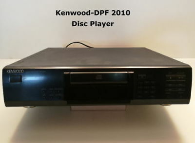 Kennwood DPF 2010 Disc Player