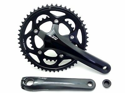 Shimano 105 FC-5750 10 Speed 50/34T 172.5mm Crankset (w/o BB)
