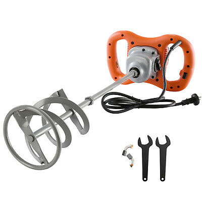 Arebos Mixer Drill Hand Held Mixer Drill Electric Plaster 1200/1600W