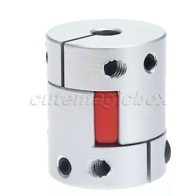 6x8mm Clutch For Motor Replacement Motor Joint Coupling Shaft Coupler Plum Type