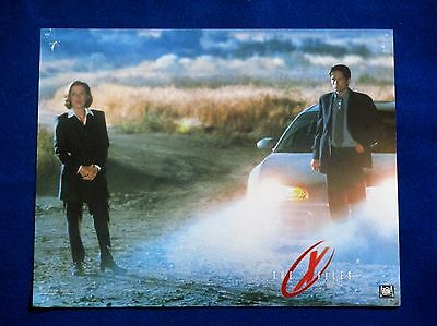 The X-Files: Fight The Future(1998)Original  Lobby Cards Set 11X14 Inchs