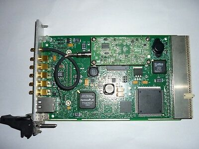 National Instruments PXI-6682 GPS, IEEE 1588, and IRIG-B Timing and Sync
