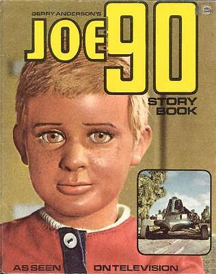 Joe 90 Comic - The Complete Cd Rom Collection