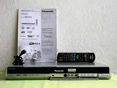 panasonic dvd festplattenrecorder mit dmr ex93c eur 25 00. Black Bedroom Furniture Sets. Home Design Ideas