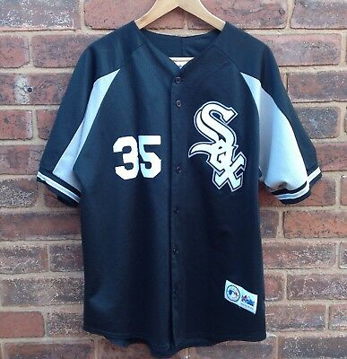 Chicago White Sox Jersey By Majestic Size Xl