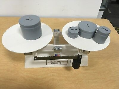 Detecto 1001-TB Bakers Scale w/ Weights