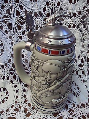 Avon AMERICAN ARMED FORCES Air Force NAVY Army MARINES Coast Guard STEIN