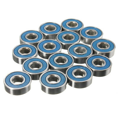 20 x Frictionless ABEC 9 Wheel Bearings for skateboard C2Y2