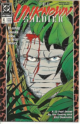 Unknown Soldier #4 (1988 2nd Series) VF, combined shipping