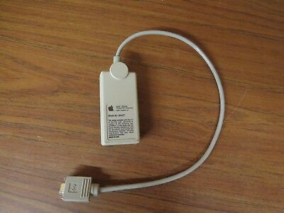 + Apple Model M0437 Ethernet Twisted pair Transceiver
