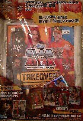 topps - Slam Attax - Trading Card Game