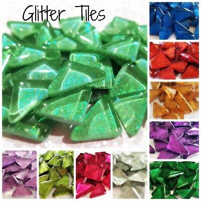 Glitter Glass Melts 10 Colours to Choose from