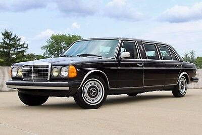 1981 Mercedes-Benz 300-Series Limo