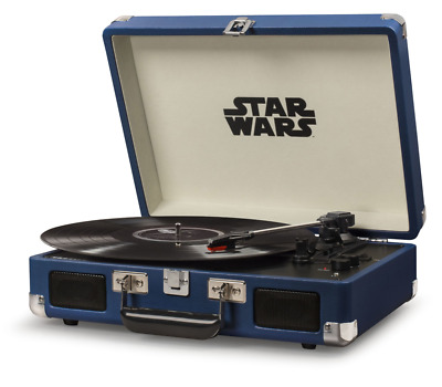 Crosley Cruiser Star Wars Classic Deluxe Limited Edition Turntable