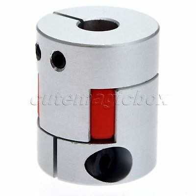 Coupling Motor Joint Jaw Shaft Coupler D25L30 8 x8mm CNC Clutch Flexible Stepper