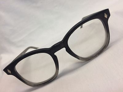 New Eyeglasses Safety Glasses 3M AO Two Tone Clear Lens 48 F9800 GLASS