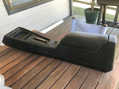 Holden Hj Hx Hz Wb Kingswood Auto Console Black New