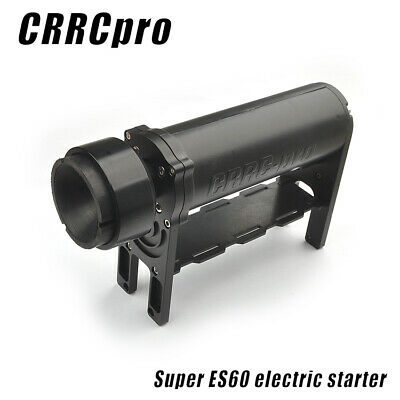 Super CRRC pro ES60 Starter for 15-62cc Gas/Nitro Airplane Helicopter