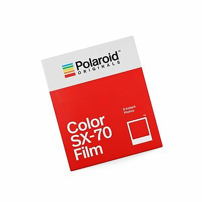 Polaroid Originals 4676 Color Film for SX-70 White