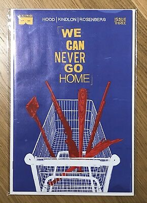 We Can Never Go Home Comic Issue 3 First Print