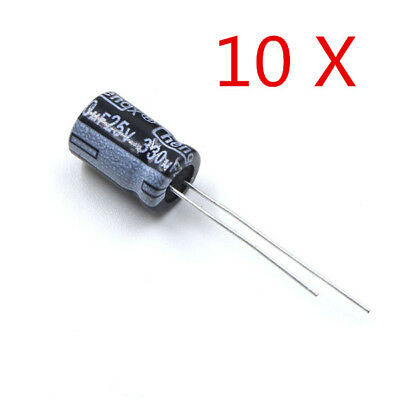 10 PCS 25V 330uF 1000uF Multirotor Capacitors for Racing Drone