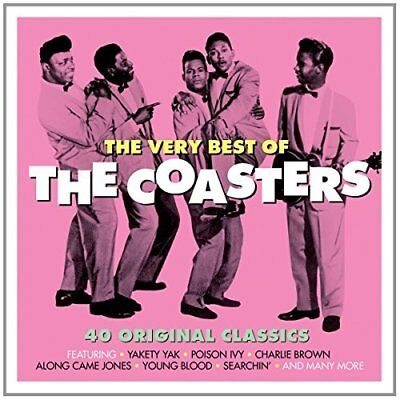 The Coasters-The Very Best of the Coasters  (US IMPORT)  CD NEW
