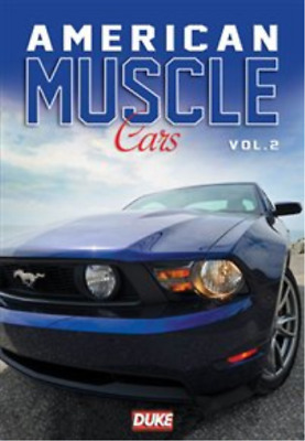 American Muscle Cars: Volume 2  (US IMPORT)  DVD NEW