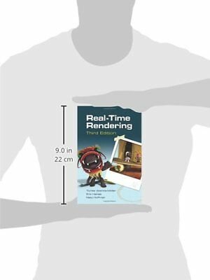 A K Peters/CRC Press Real-Time Rendering, Third Edition