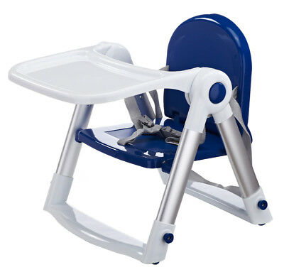 Free post Baby Toddler Portable High Chair Dining Booster Chair Feeding Travel