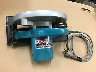 Makita 235mm Power Saw 5900B *Hardly used* Made In Japan* Trade quality!