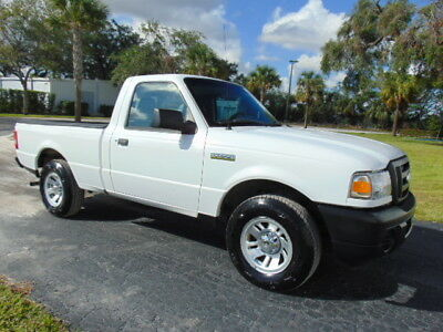 2008 Ford Ranger XL WORK EDITION 2008 FORD RANGER XL -WORK SERIES- AUTOMATIC 4 CYLINDER - COLD A/C - NEW TIRES