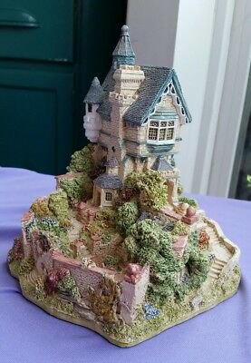 Lilliput Lane  SECRET GARDEN  Miniature Masterpieces, HANDMADE Tiny Small Castle