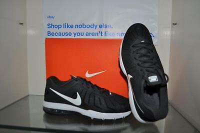 new style ee269 9757a Nike Men s Air Max Full Ride TR 819004 001 Black White-Anthracite See Sizes
