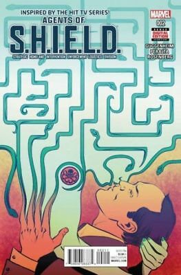 Marvel Comics Agents of SHIELD S.H.I.E.L.D. #2 2016 NM-M First Printing