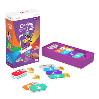 NEW Osmo Coding: Make Music and Jam from Purple Turtle Toys