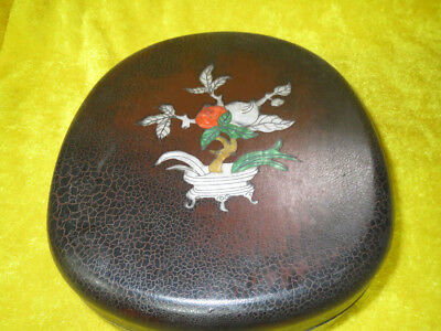 Beautiful Excellent China Traditional Stone Inkstone with Box