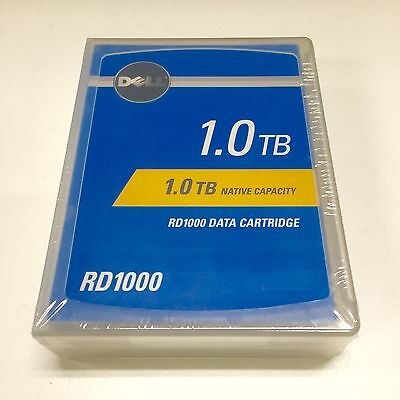 Dell Powervault RD1000 1TB Native Capacity Data Cartridge 02J54F