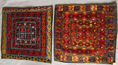Beautiful Handmade Old Vintage Patch Work Cushions/pillow Cover India Fin Art #3