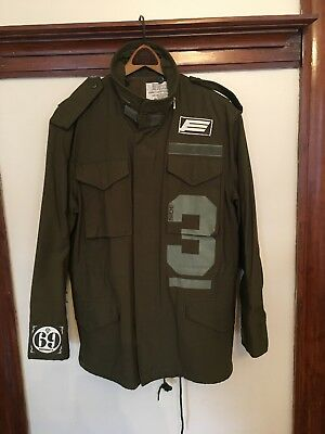 Gundam UC Zeon Military Forces Moss Jacket Large Cosplay