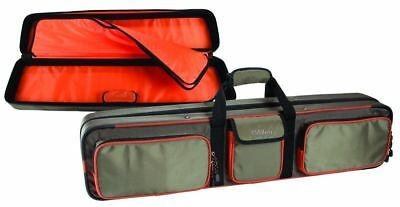 Allen Company Grand Lake Ice Fishing Rod & Gear Storage Bag Case Shoulder Strap