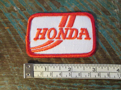 Small Honda Racing Patch Accord Civic Fit Cvr S2000 S500 S600 S800 Irl Indy Cars