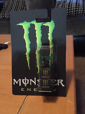 Monster Energy Custom Dolly Collector Piece Htf Rare