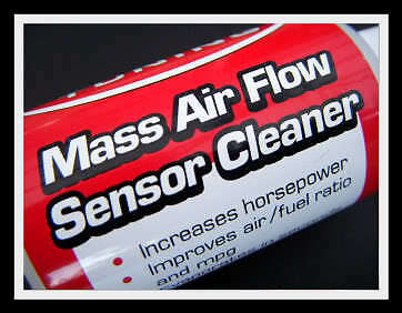 Mass Air Flow Meter MAF sensor cleaner -  new - for ALL CARS