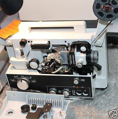 Eumig Sound Mark S 807D super 8mm projector.