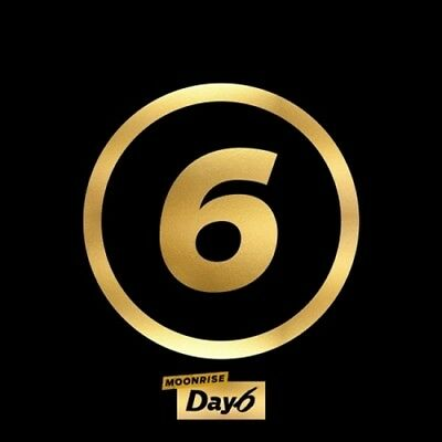 Day6-[Moonrise] 2nd Album Random CD+Poster/On+Book+Clear Cover+Card+Pass+Gift