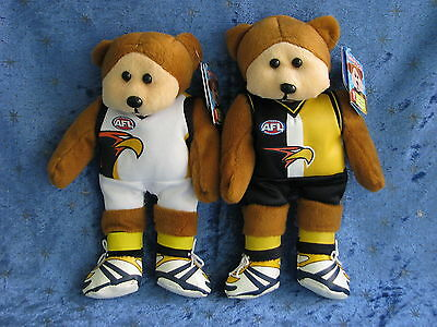 Beanie Kids Daniel The West Coast Eagles Bear Home Away Clash Afl Footy Plush